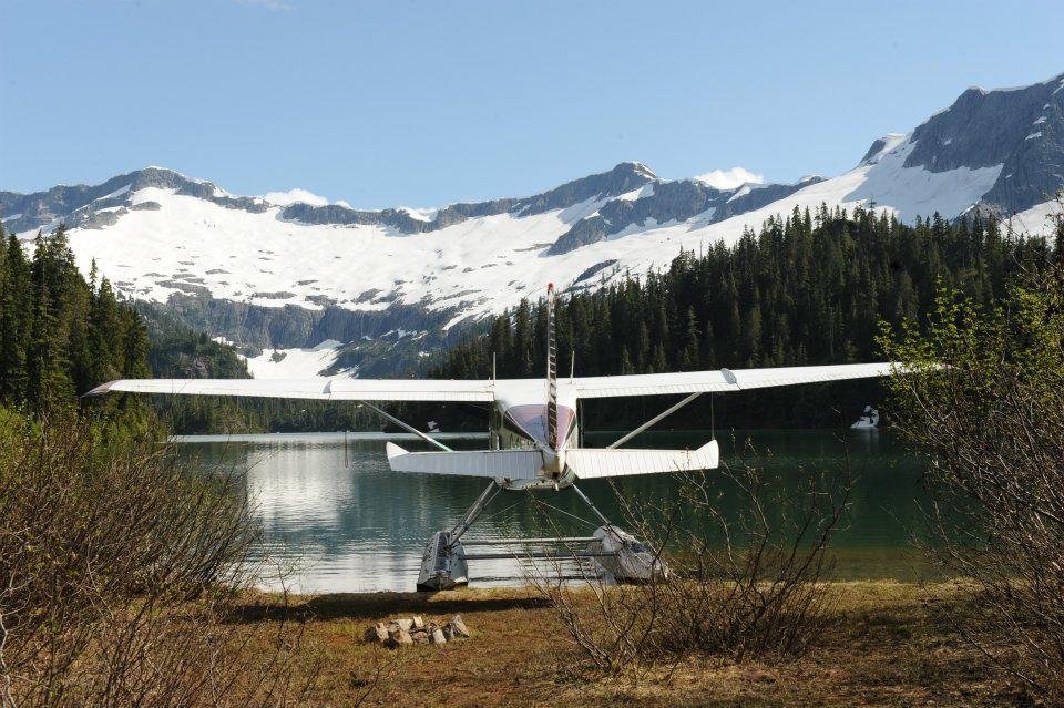 Summer Glacial Lake