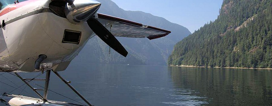 Floatplane Pilot Training