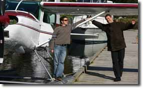 another happy student - Seaplane Ratings