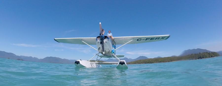 Float Planes Vancouver To Salt Spring Island
