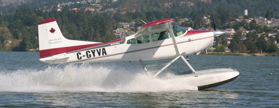 Seaplane Pilot Training